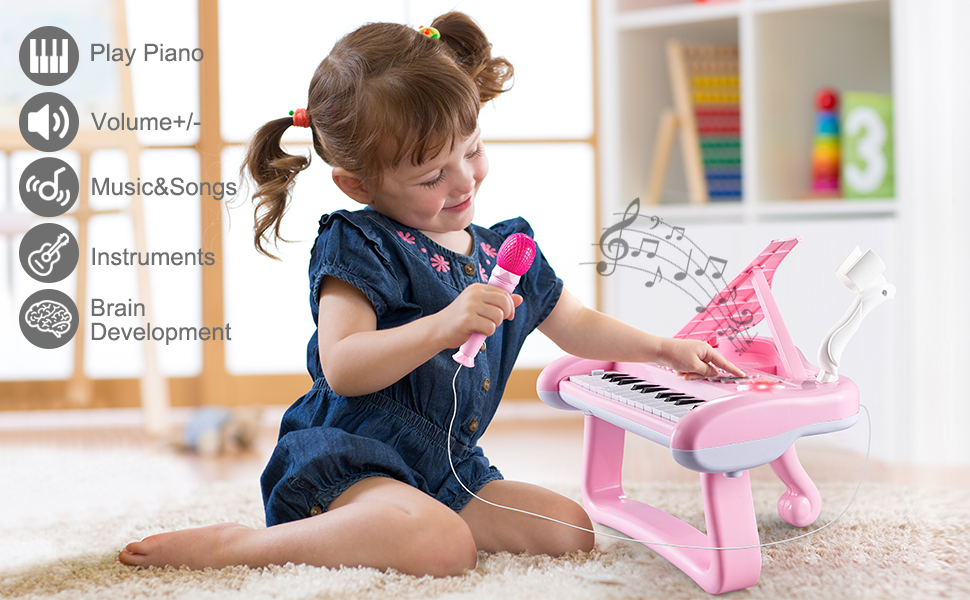 baby piano toy