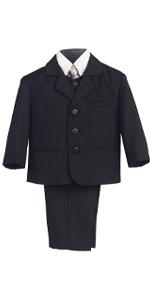 Avery Hill Infant Toddler Husky Boy's Dress Suit