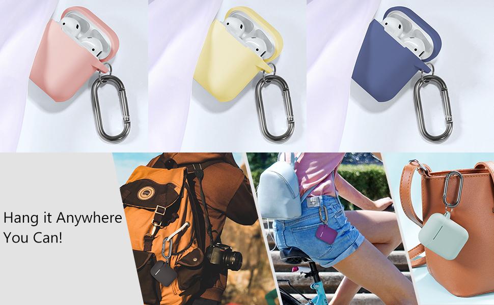 GEAK for airpod case keychain