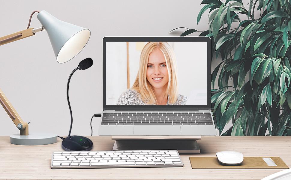 Why Choose JV601 Desktop Microphone?