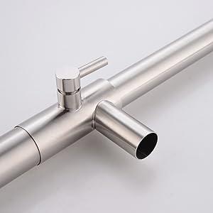 Adjustable Shower Rod