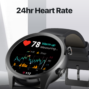24hr heart rate