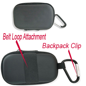 Jewelers Loupe Case for Travel and Storage