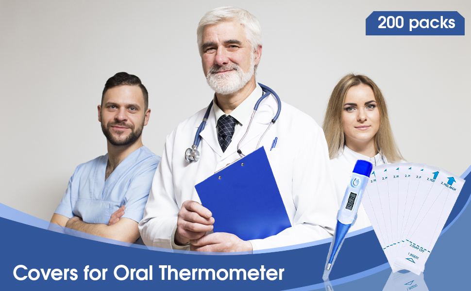 Thermometer Probe Covers Main Banner