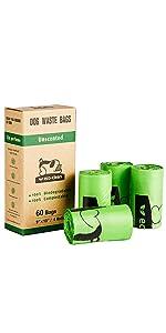 Compostable Biodegradable Poop Bag