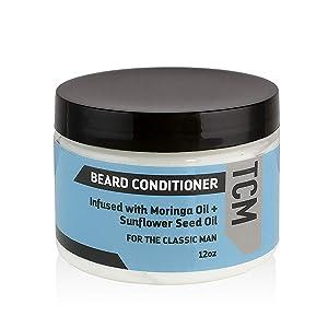 hair growth shampoo organic beard wash conditioner men softener unscented oil mens natural TCM