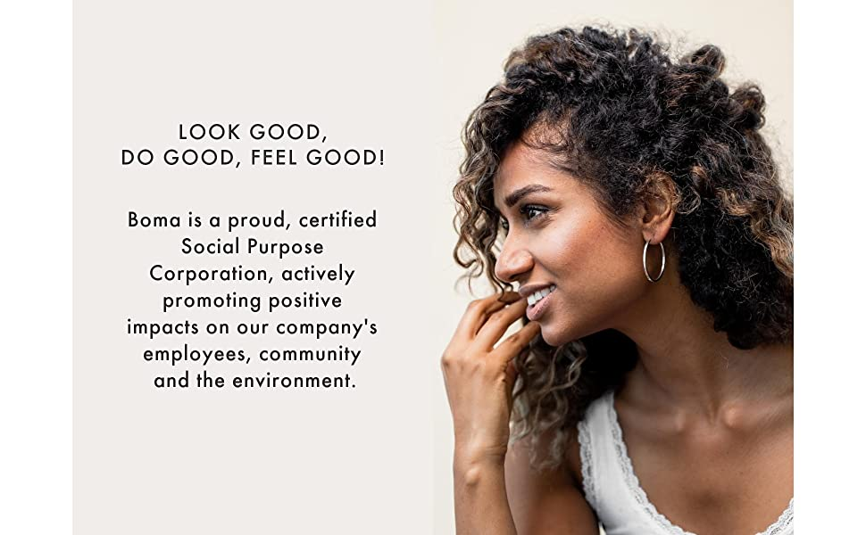 Boma Jewelry Sterling Silver ethical sustainable jewelry social purpose