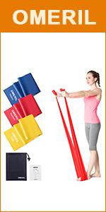 1,5 m Bande Elastiche Fitness
