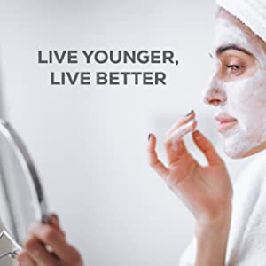 Live Younger, Live Better Carapex