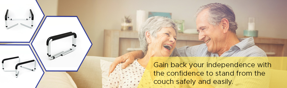 Portable Couch Standing Aid for Seniors