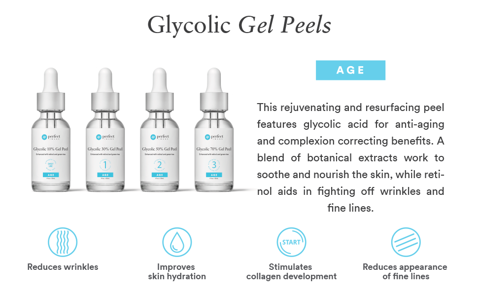 glycolic toner serum salicylic peel peel gel chemical for face professional peels acne scars facial