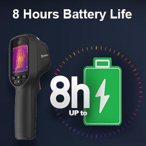 8 h Battery