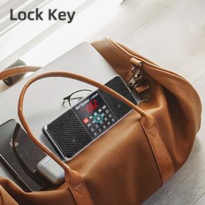 small portable radio