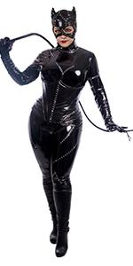 Plus Size Catwoman Costume