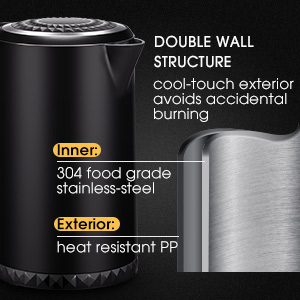 Double Wall Structure