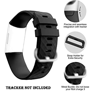 straps for fitbit charge 3