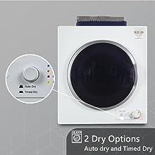 2 Dry Options