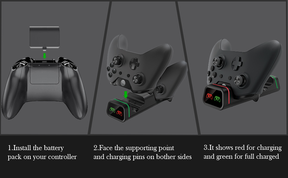 xbox one charging