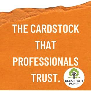 The cardstock that professionals trust.