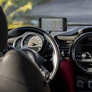 MINI Cooper F56 Accessories Phone Mount Mounting Kit Hands Free Device Dash iPhone Apple Samsung