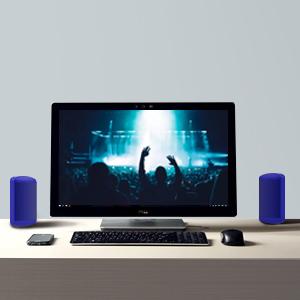 INHANDA bluetooth speaker with TWS fucntion