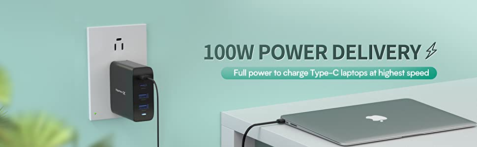 fast wall charger