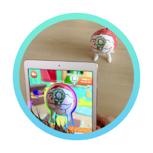 Creatividad,Virtual,AR,Smart,Toys,Juguete,Mr,Plinton,Neox,NeoxKidz,tablet,videojuego,móvil,juguete