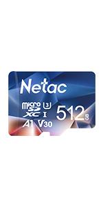 netac microsd card 512gb