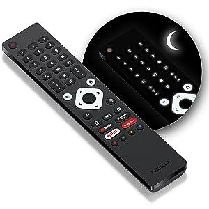 Smart TV Bluetooth afstandsbediening