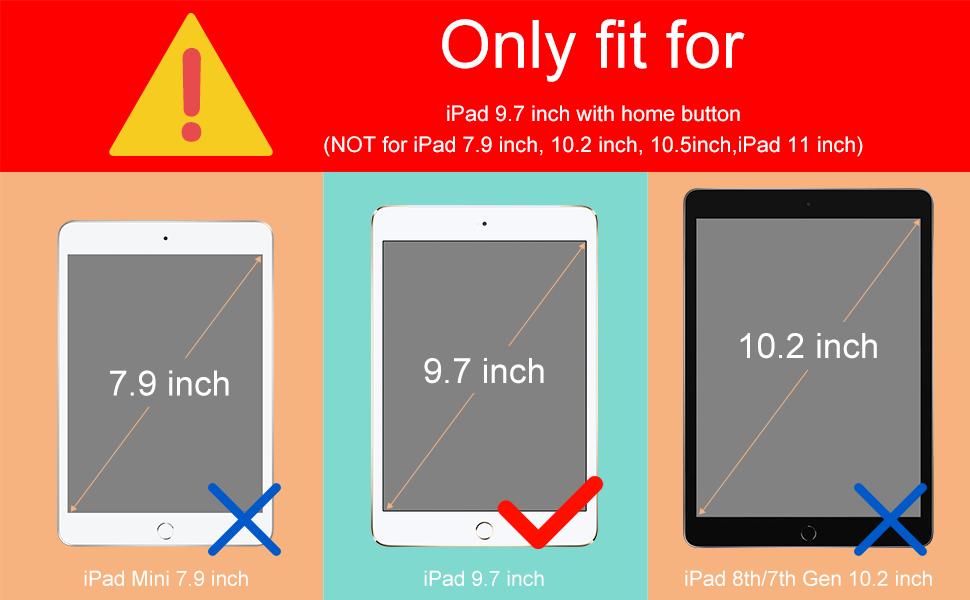 ipad 6th generation screen protector