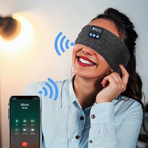 kopfhörer zum schlafen schlafmaske bluetooth sleep headphones sleepphones schlaf kopfhörer kopfhörer