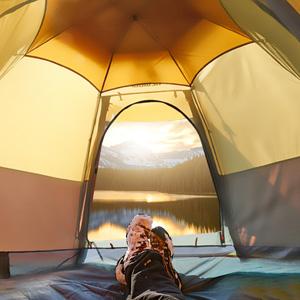stort tält
