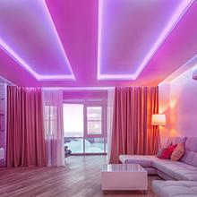 minger 20m led strip light with remote
