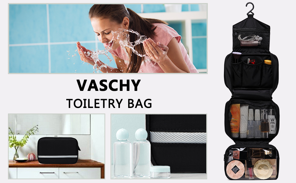 hanging toiletry tag