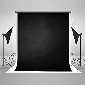 black backdrop for photography