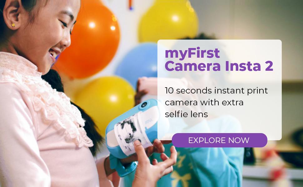 myFirst Camera Insta 2 colors version