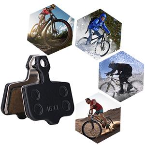 Fahrrad Bremsbeläge Bremsen Für Avid Elixir E1 Kit Teile Radfahren Neu