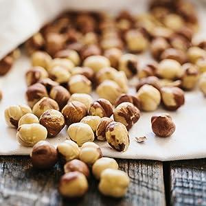 Hazelnut Butter Urbech 8 oz (230g) - Healthy Vegan Spread - Protein 13g - Non-GMO - Keto