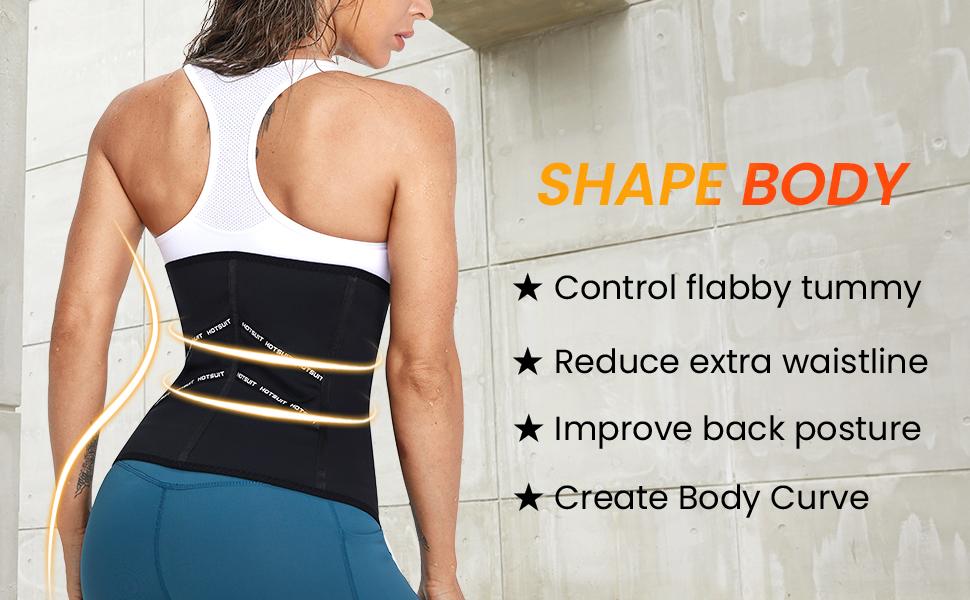 Sweat Waist Trainer for Women