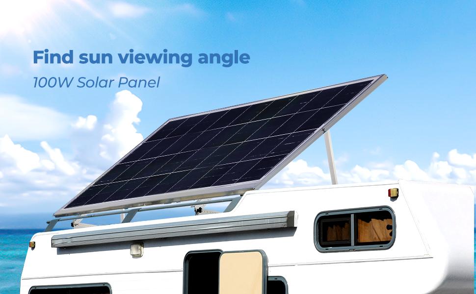 solar panel mount brackets