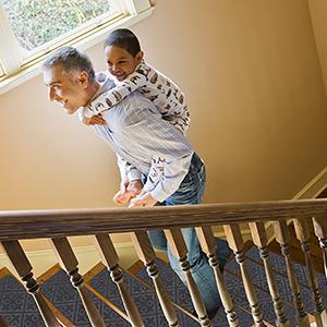 stair treads indoor