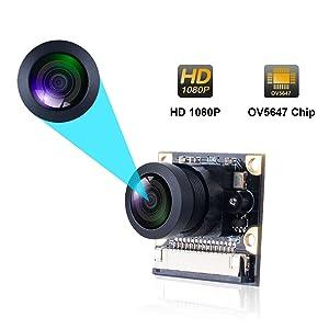 camera raspberry pi 4