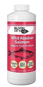 Organic Wild Alaskan Salmon