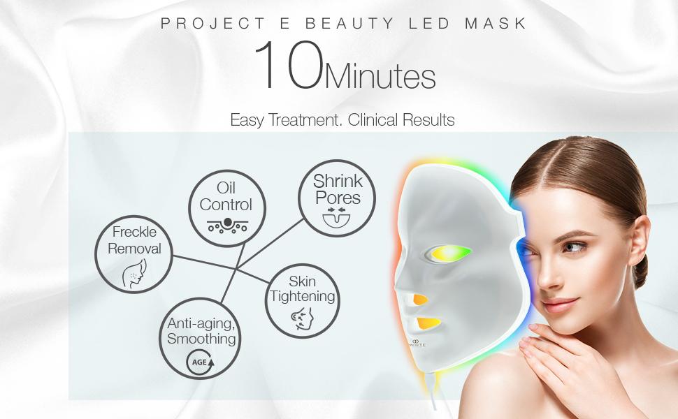 Project E Beauty LED Mask