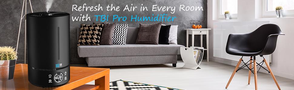 tbi pro humidifier