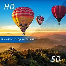 HD Realistic Quality
