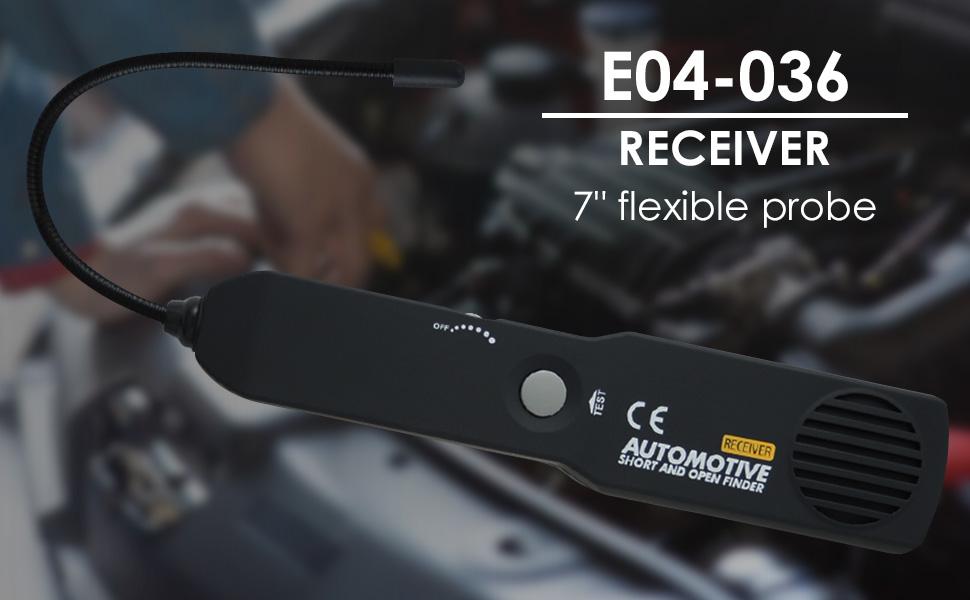 Gain Express Generisches Fahrzeugleitung Draht Verfolger Kurz Open Finder Tester Auto Reparatur Werkzeug Elektronik