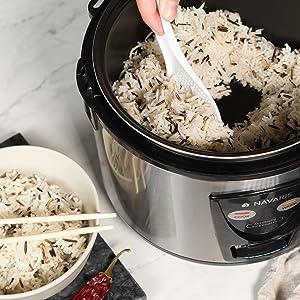 rijst koken automatisch