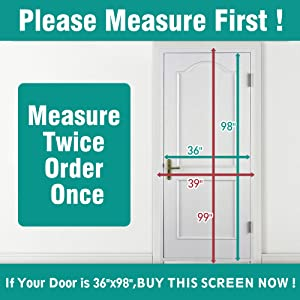measure your door