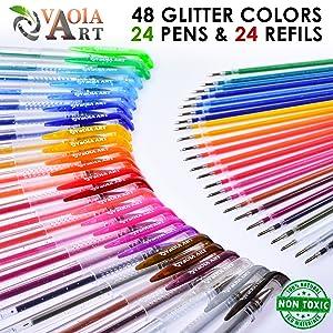 sharpie fine point pen glitter pens kids pens kids gel pens for kids jelly pens sparkly pens gel